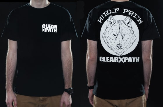 Image of Wolf Pack T-shirt