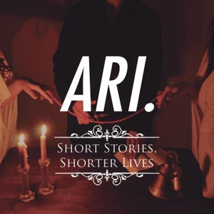 Image of Ari- Short Stories, Shorter Lives (CD)