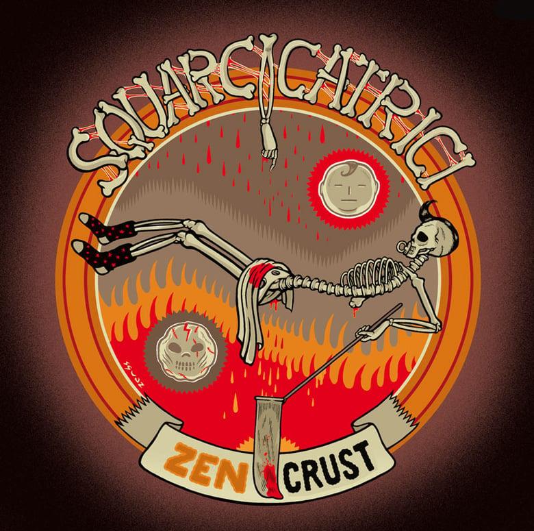 "Image of SQUARCICATRICI ""Zen Crust"""