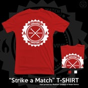 "Image of ""Strike a Match"" T-SHIRT"