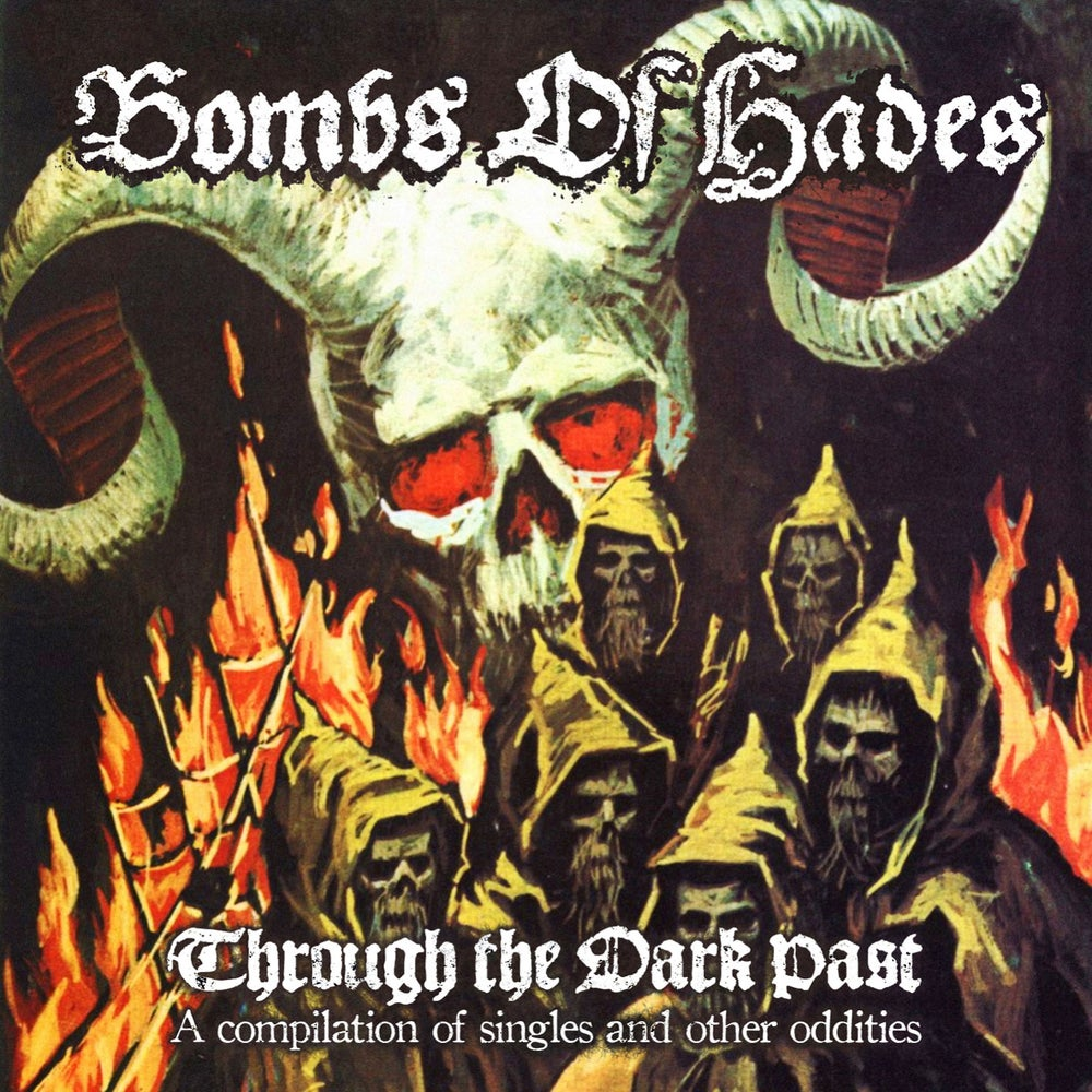 "Image of BOMBS OF HADES ""Through The Dark Past"" CD"