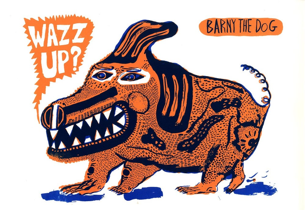 Image of wazz up dog ?