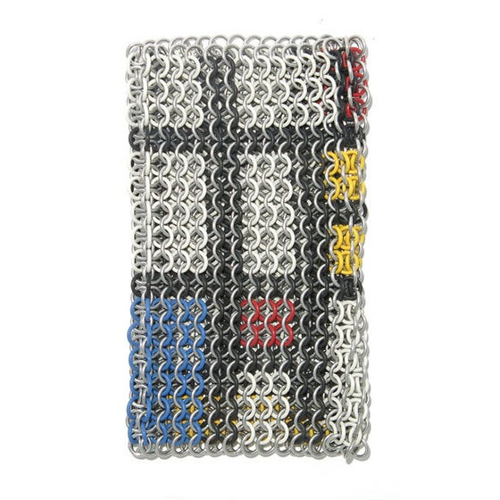 Image of Mondrian Variations: Composition 1 Cuff