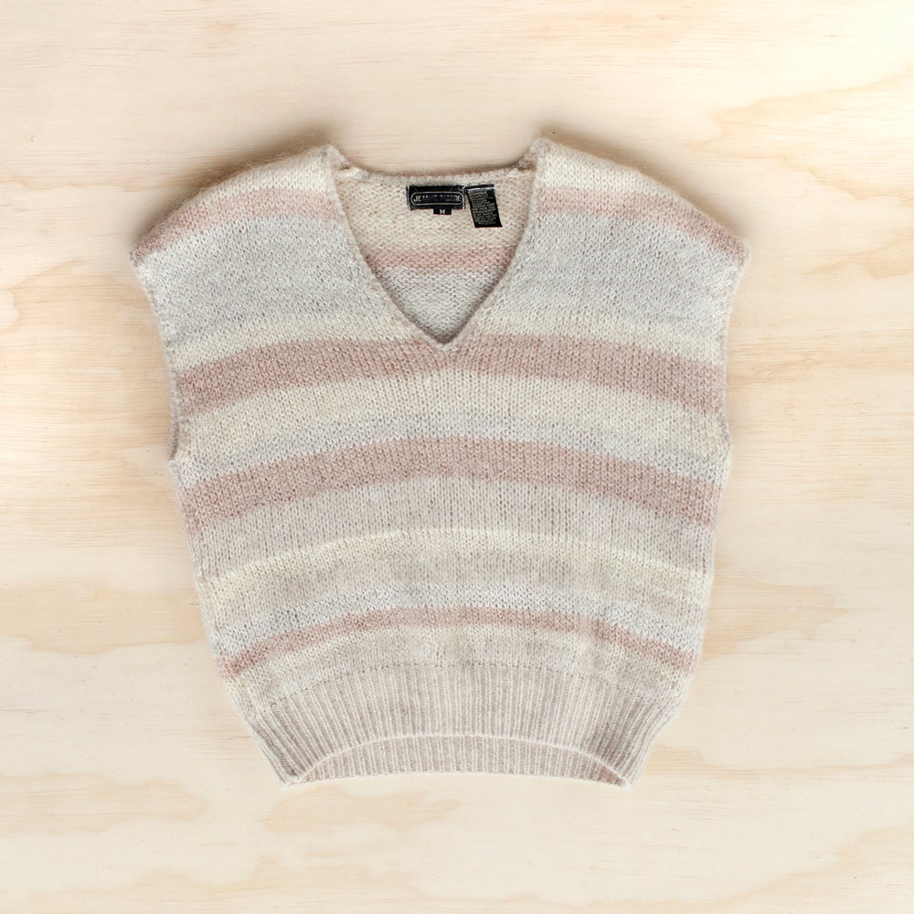 Image of mohair dolman sweater