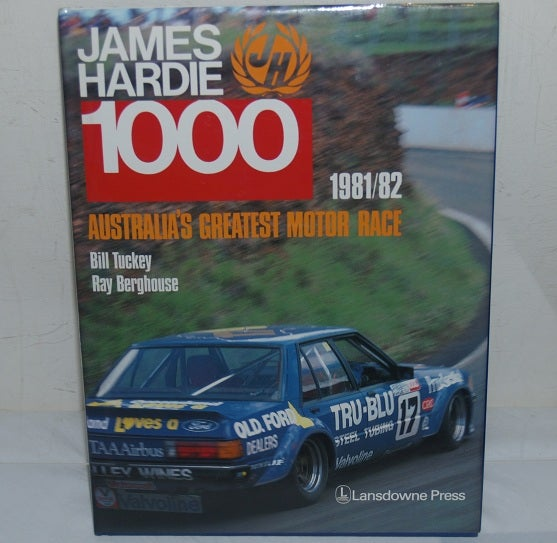 Image of Bathurst - JH 1000. The Great Race. 1981. Dick Johnson. Ford.