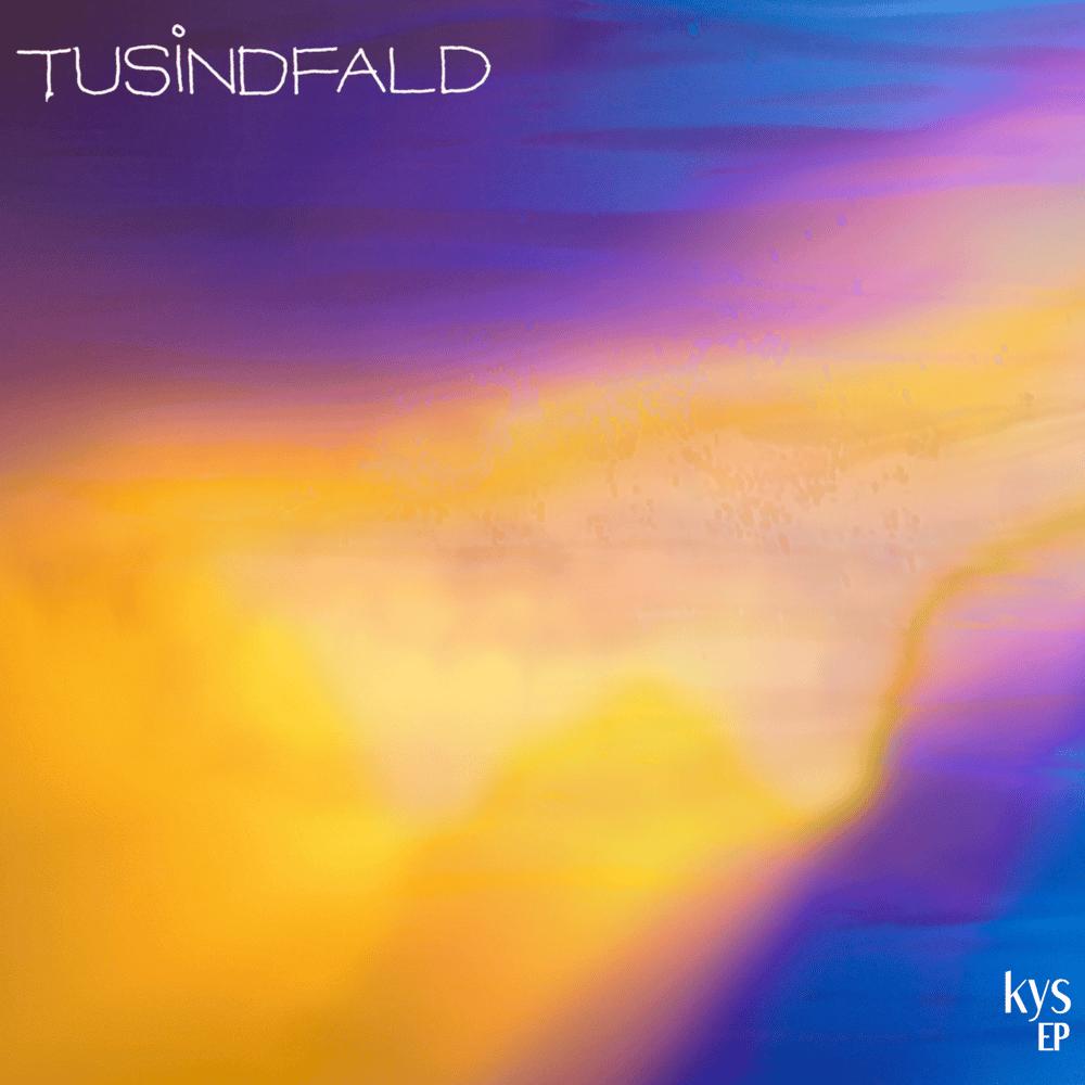 """Image of TUSINDFALD KYS EP 10"""" PURPLE VINYL"""