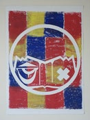 """Image of Gravures  """"Arle-klee"""" couleurs primaires, 2014"""