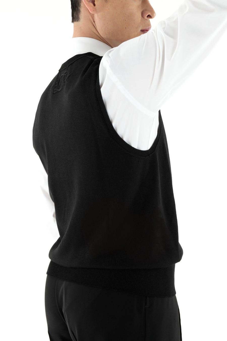 Image of Knitted Vest JNV-1301 Dancewear latin ballroom