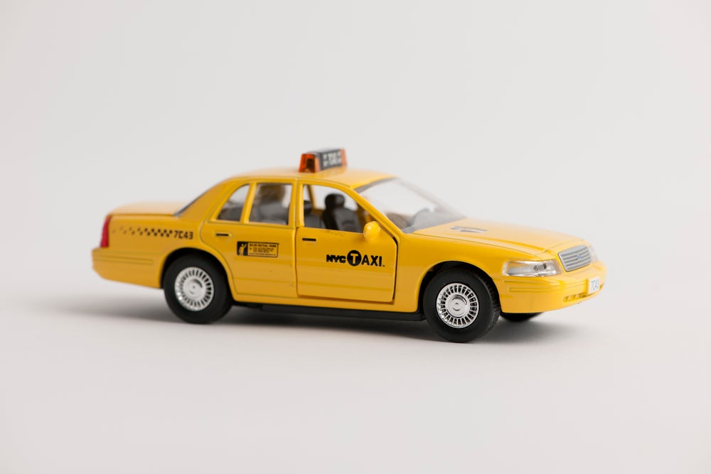 Image of TAXI CAB