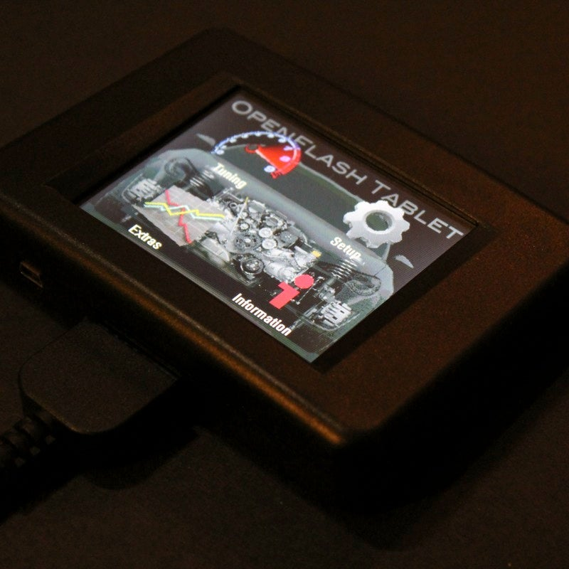 Image of OpenFlash Tablet (BRZ/FR-S/GT86)
