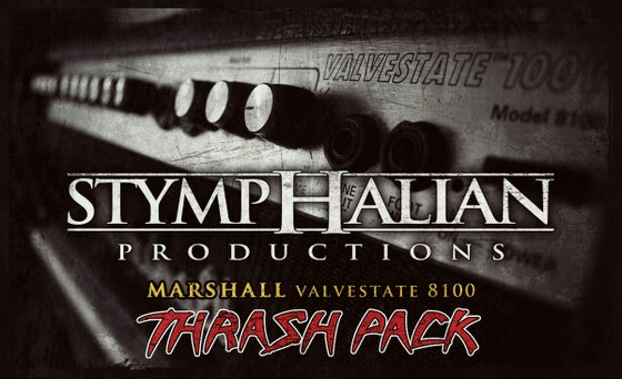 Image of Marshall Valvestate 8100 Thrash Pack