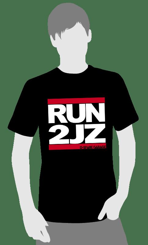 Image of RUN2JZ T-Shirt