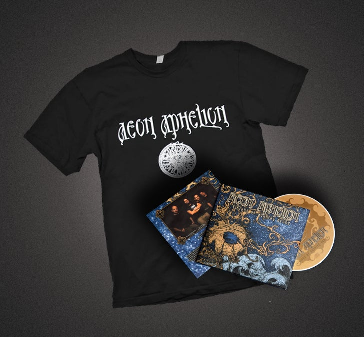 Image of CD and T-shirt Bundle