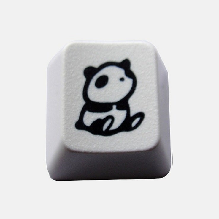 Image of Lonely Panda Keycap