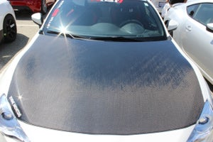 Image of Innovated Dynamics Scion FRS/BRZ/GT86 Carbon Fiber OEM Style Hood