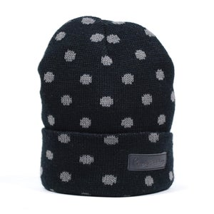 Image of Point Beanie (Black)
