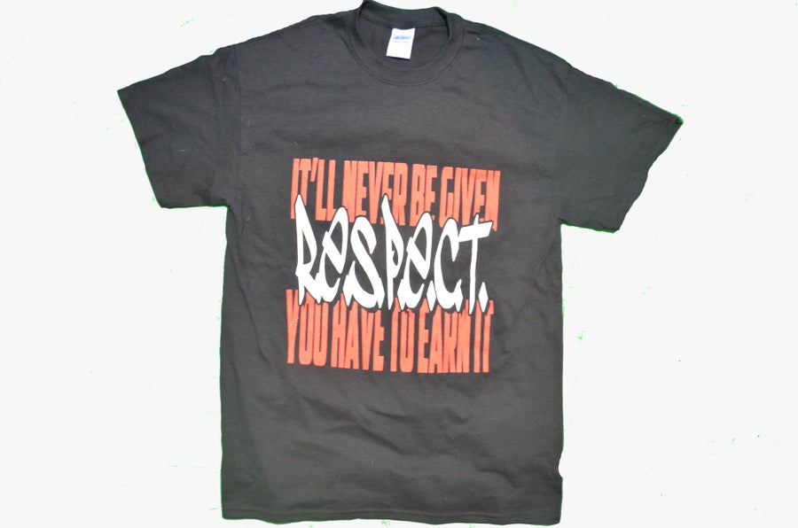 Image of Claas R.E.S.P.E.C.T. T-shirt