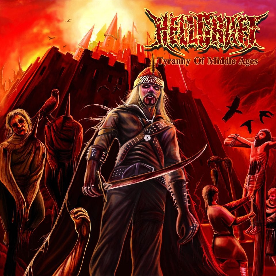 Image of Hellcraft - tyranny of middle ages
