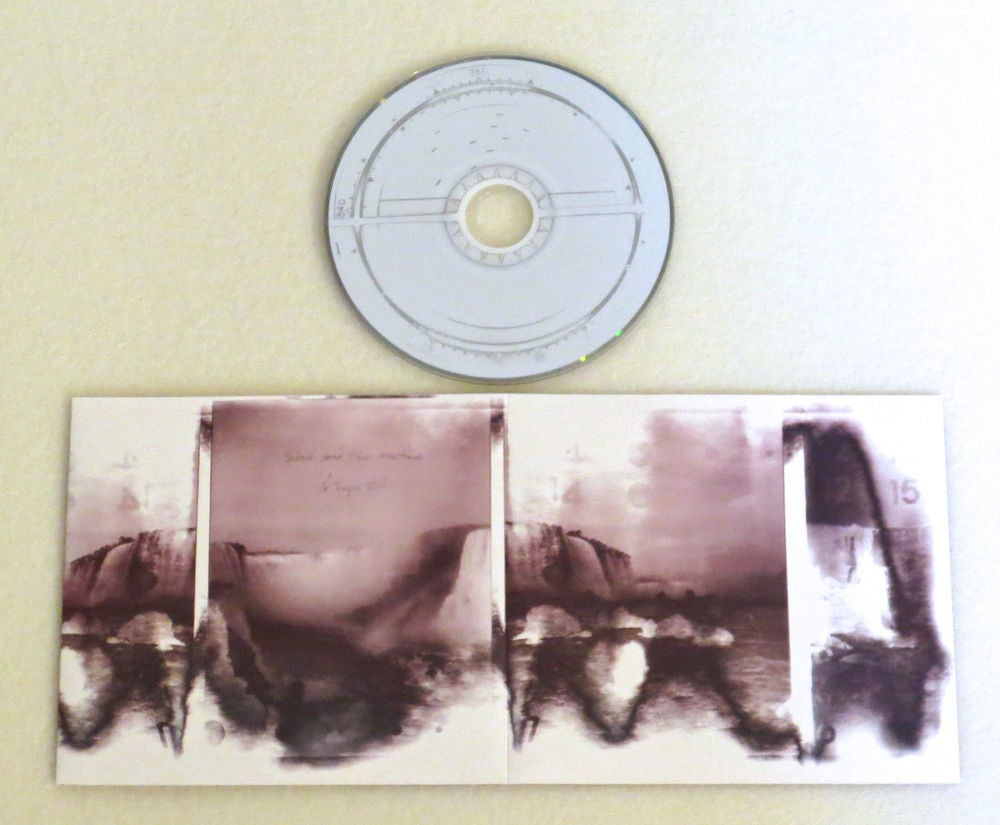 Image of SILENT LAND TIME MACHINE ~ &HOPE STILL ~ cd (TIME-LAG 045)