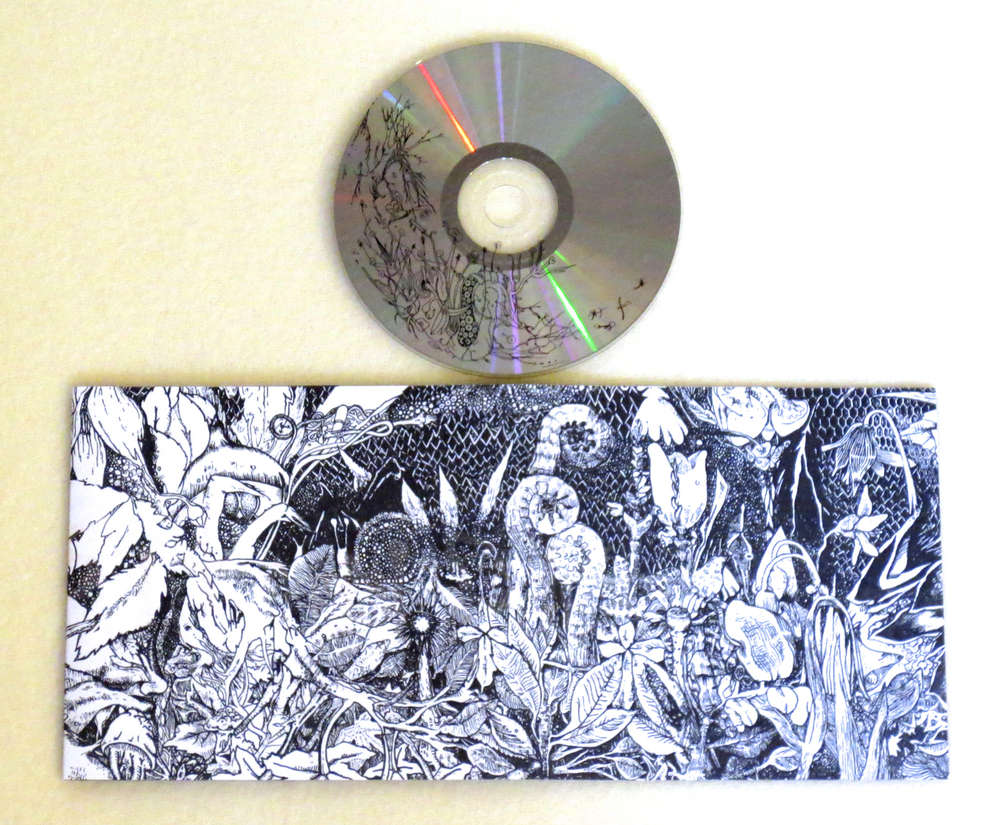 Image of VISITATIONS ~ UNTITLED ~ cd (TIME-LAG 037)