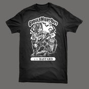 Image of J.V. Bastard Ghouls Night Out shirt (2nd Pressing)