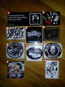 Image of Stickers: 10 varieties