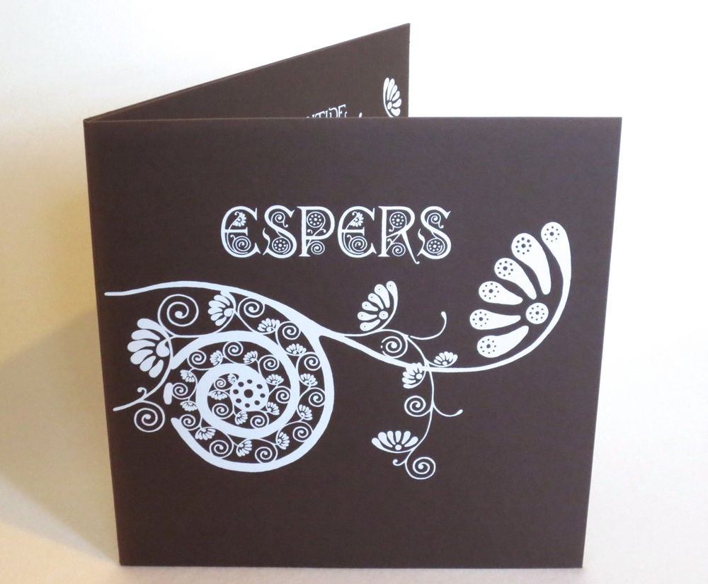 Image of ESPERS ~ ESPERS ~ lp (TIME-LAG 015)
