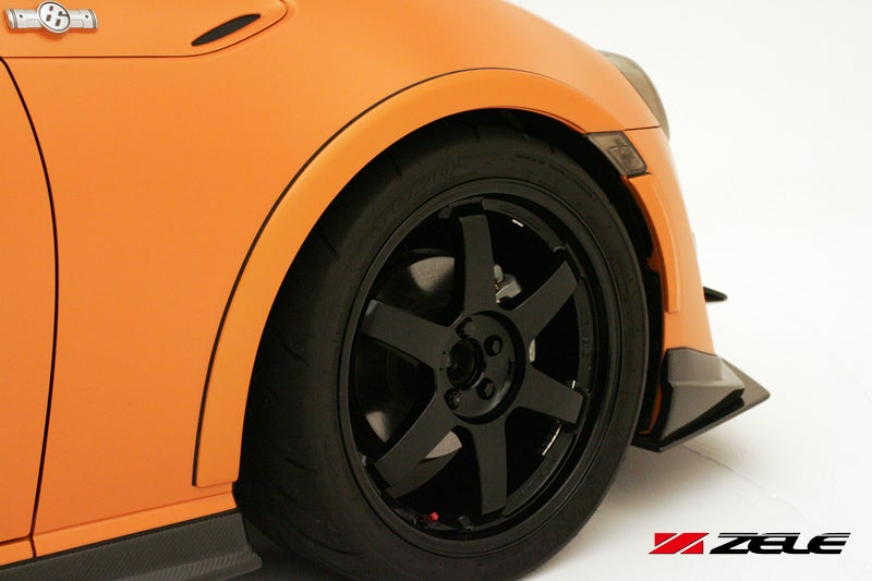 Image of Zele Performance Over Fender Trim(Front and Rear) FR-S