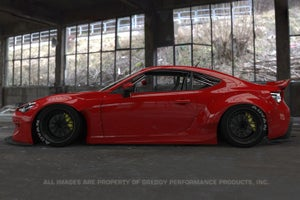 Image of Full Rocket Bunny Wide-Body Aero Kit Ver.2