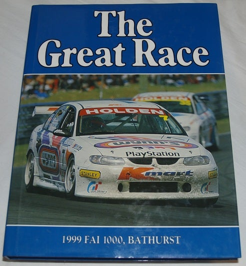 Image of Bathurst Great Race books. 1999. Rare # 19. FAI 1000.