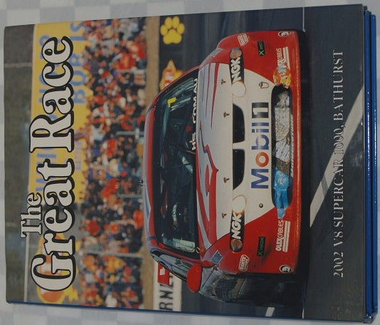 Image of Bathurst 2002 Great Race. Bob Jane T-marts 1000.