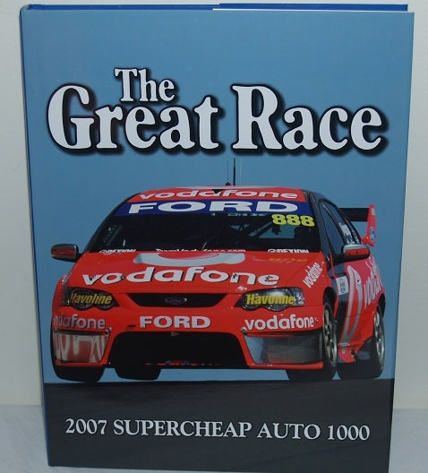 Image of Bathurst 2007 Great Race book #27