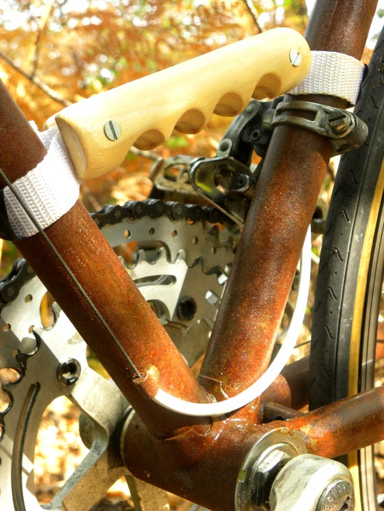 Image of Poignée transport vélo Gary