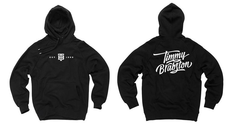 Image of Timmy Brabston Hoodie (Black)