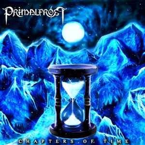 """Image of """"Chapters Of Time"""" CD (2012)"""