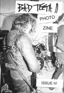 Image of Bad Teeth Zine // Issue IV