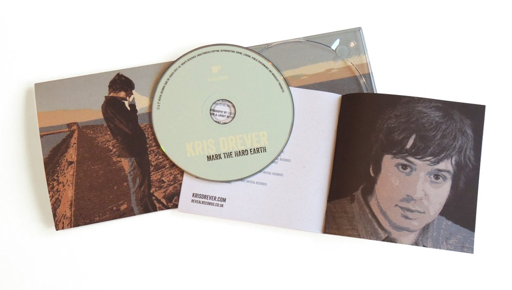 Image of Mark The Hard Earth (2014 Reissue)