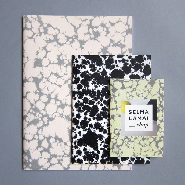 Image of 3 Notebooks / #3