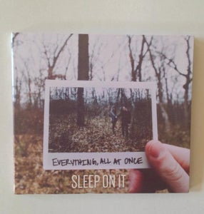 Image of 'Everything, All At Once' EP