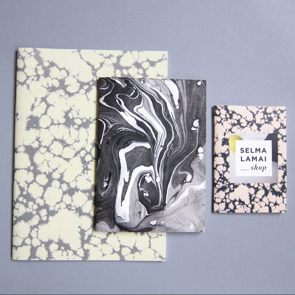 Image of 3 Notebooks / #6