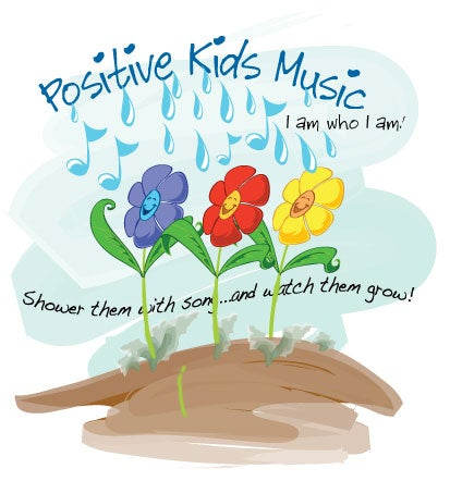 "Image of Positive Kids Music - ""I Am What I Am"" CD"