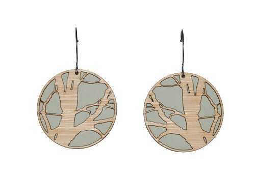 Image of Branch 2 Earrings