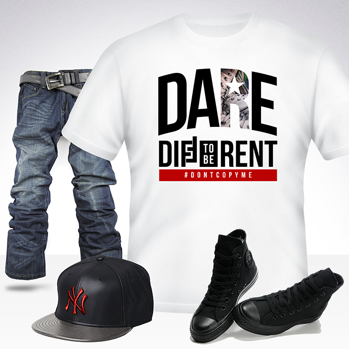 Image of Dare To Be Different