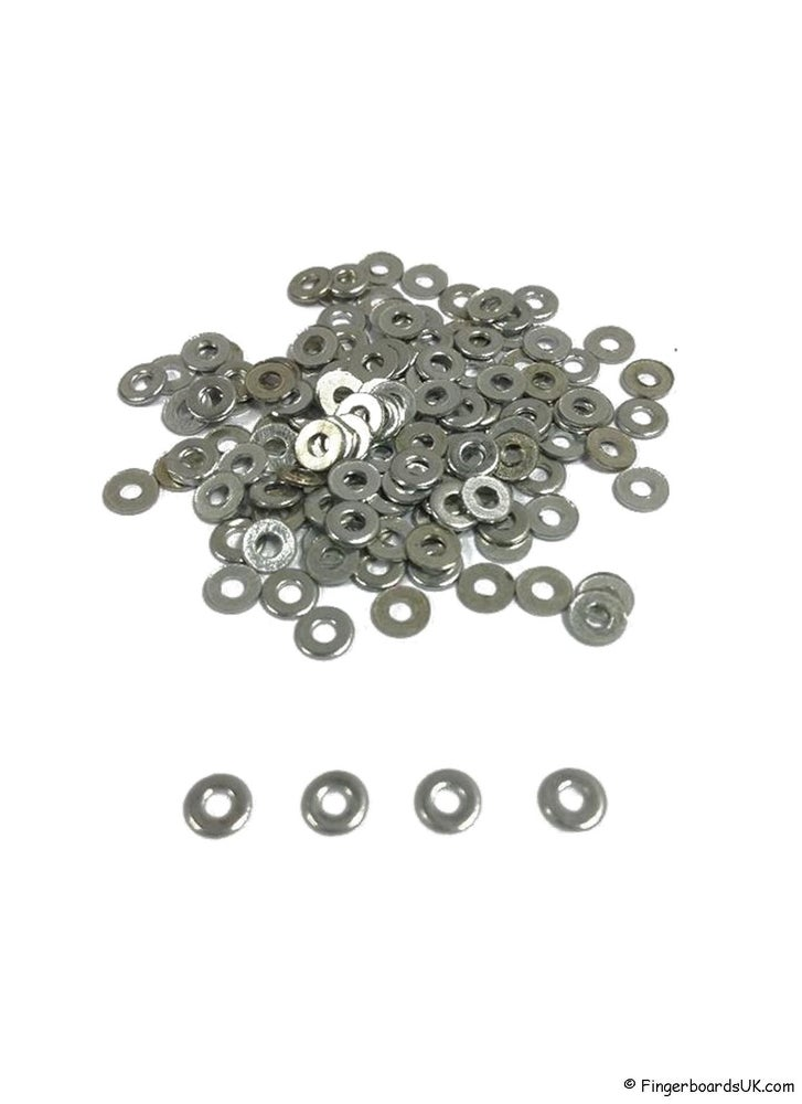 Image of Fingerboards UK Fingerboard Micro Metal Washers