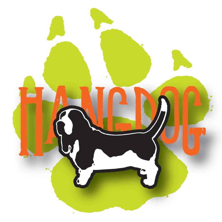 Image of Hangdog Sticker