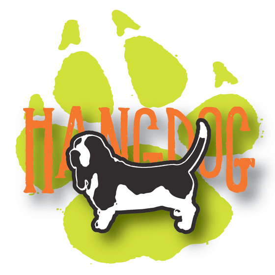 Image of Hangdog Sticker