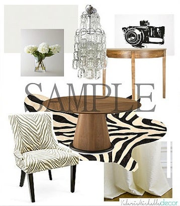 Image Of Interior Design Mood Board And Room Planner