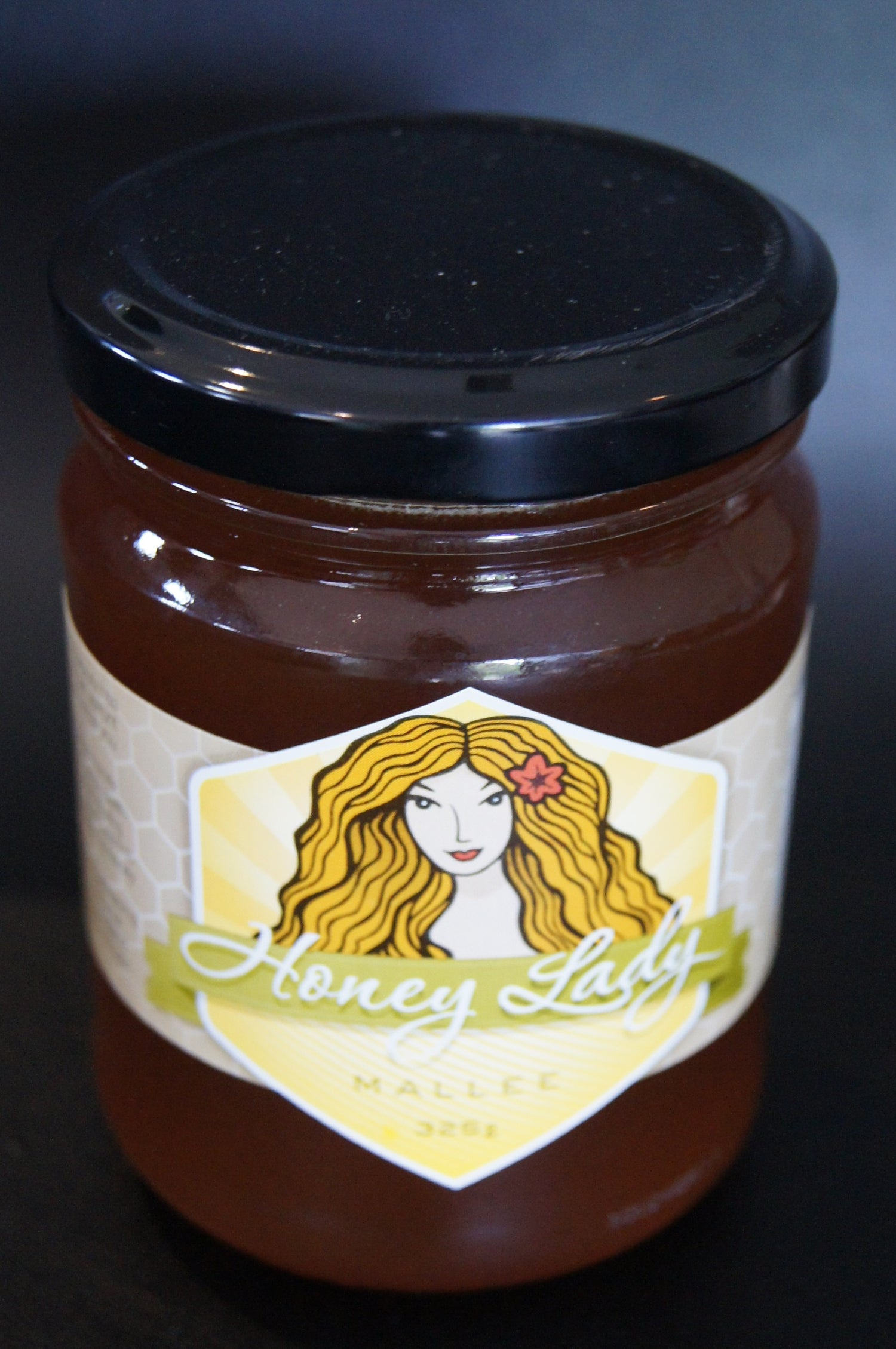 Image of Mallee (red) Honey 325g