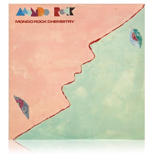 Image of Mondo Rock Chemistry 2014 Reissue (2xCD)