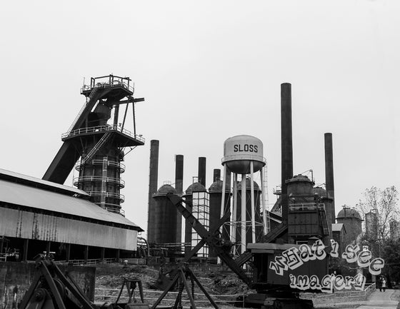 Image of *New* Sloss Furnace